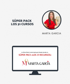 Captura Curso Super Pack 31 Cursos - Marta Garcia